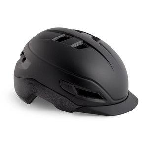 MET grancorso speed pedelec helm zwart mat