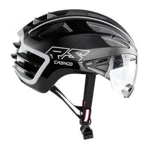 casco speedairo 2 rs zwart race fiets helm - beste racefietshelm - zijkant