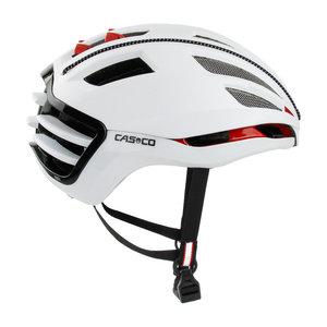 casco speedairo 2 wit race fiets helm - beste racefietshelm schaatshelm - zij 2