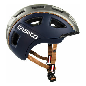casco e motion 2 - navy casual - e bike helm zijkant