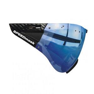 5028 Casco speedmask ocean - casco helm vizier ocean - voor casco roadster - casco speedairo - casco speedster tc plus