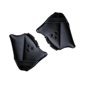 cp carachillo e bike helm oorstukken voor winter