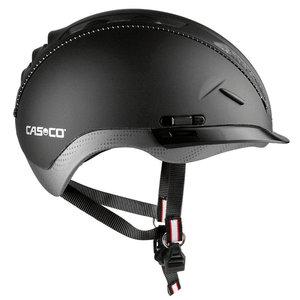 Casco helm Roadster zwart kopen - beste fietshelm - kan met casco speedmask fietshelm vizier als optie