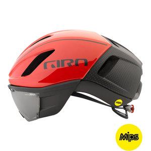 Giro Vanquish Mips rood - Fietshelm kopen online met giro vizier 1