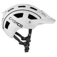 Casco mtb helm kopen - Casco MTBE wit - ideale mountainbike helm